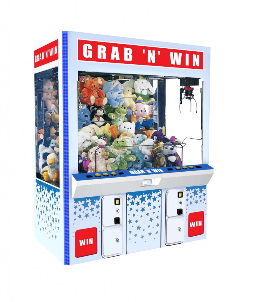 Grab 'n' Win Cabinet 2